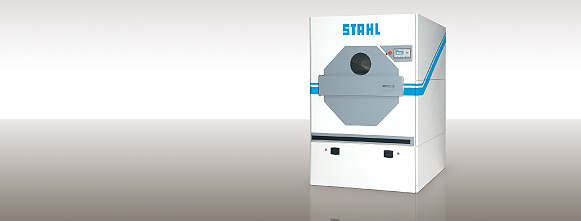 Industrial drier from STAHL Laundry Machines